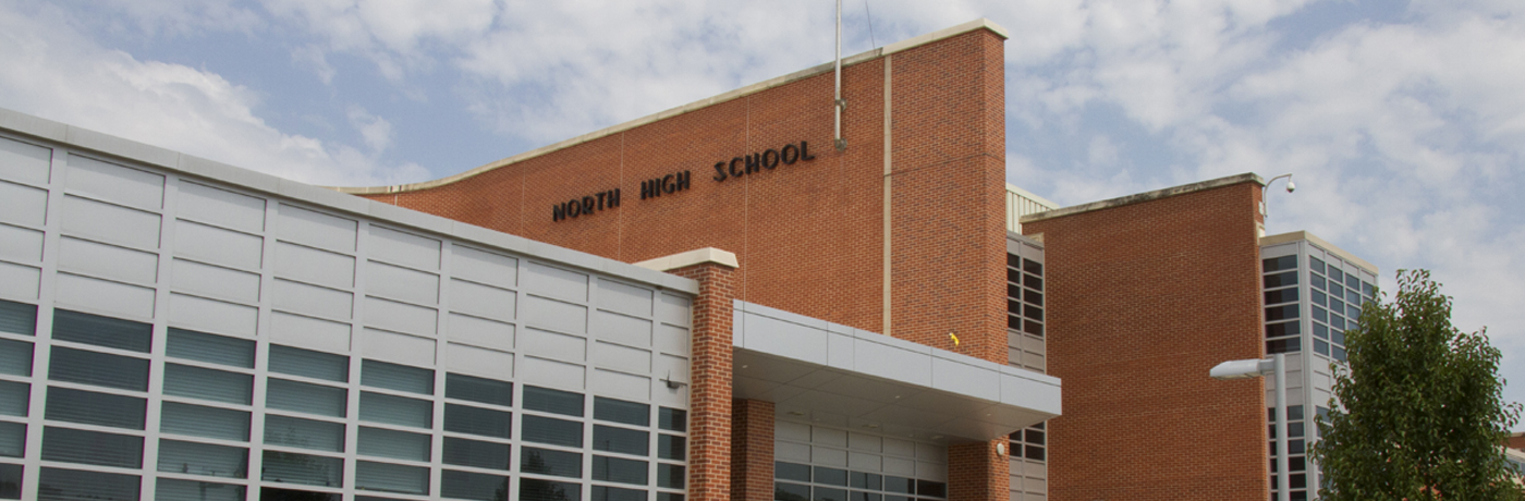 North High School Building