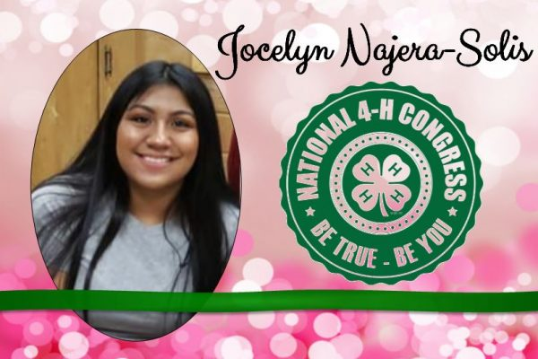 Juntos Program Student selected for National 4-H Congress
