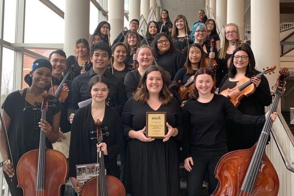 North High Chamber Orchestra