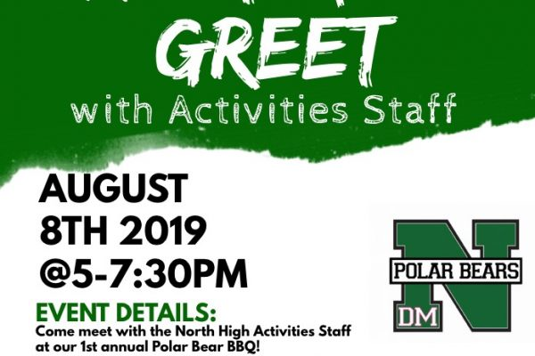 Meet & Greet for Fall Activities