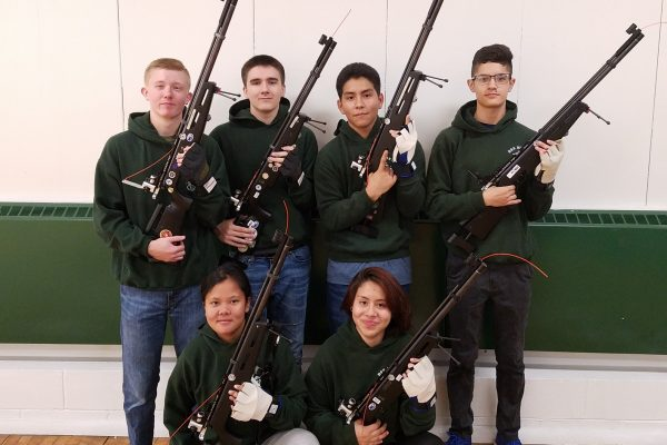 North High JROTC Competition