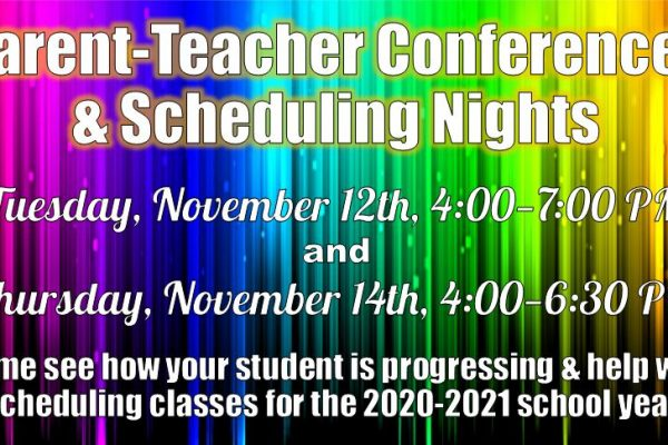 Parent-Teacher Conferences & Scheduling Nights