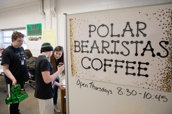 "Business is Booming for Enterprising Polar ""Bearistas"""