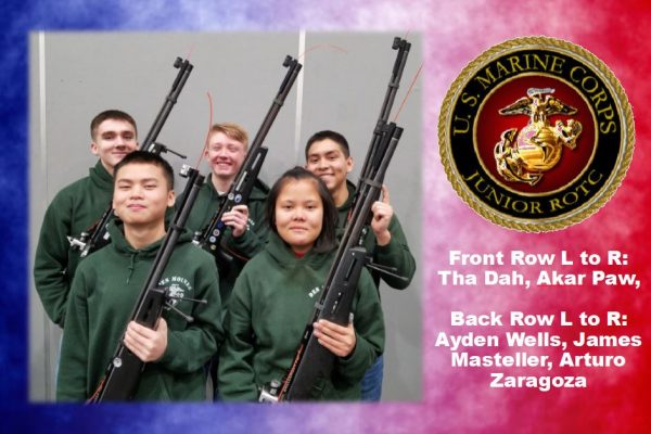 North High JROTC Rifle Championships