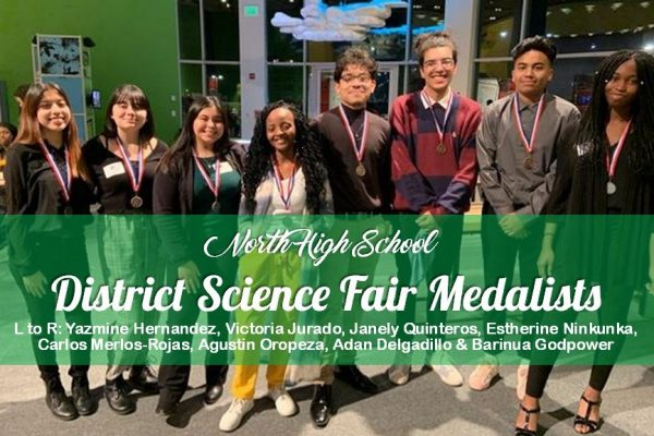 North High School District Science Fair