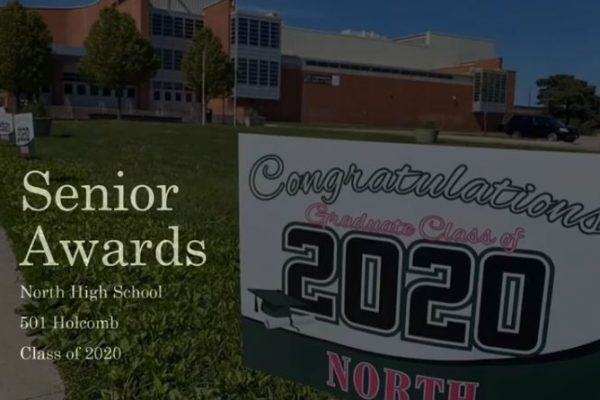 North High School Senior Awards