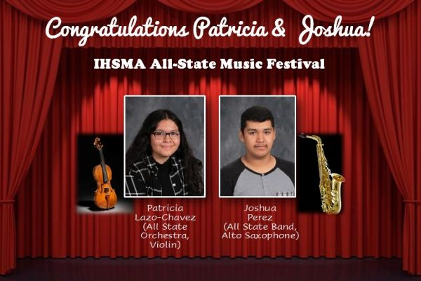 IHSMA All-State Music Festival Qualifiers