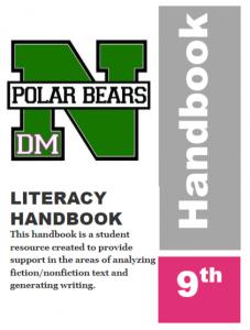 Literacy Handbook Icon