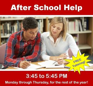 AFter School Help